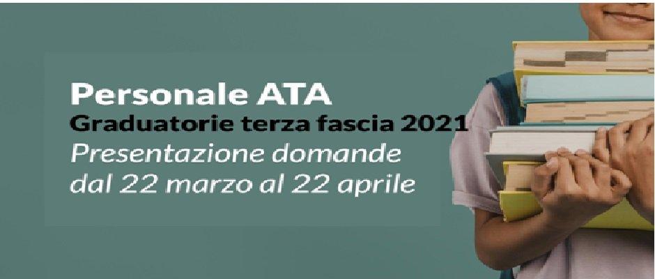 Aggiornamento graduatorie di III fascia per le supplenze del personale ATA, domande on line dal 22 marzo al 22 aprile